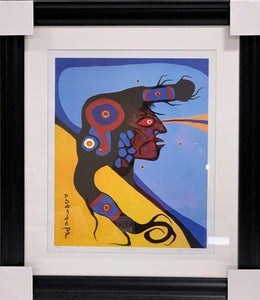 Norval Morrisseau Native American Art