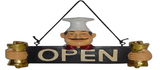OPEN Sign for Restaurants & PUBS