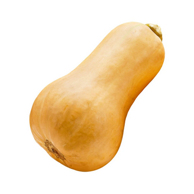 Courge butternut biologique - 2 Lbs