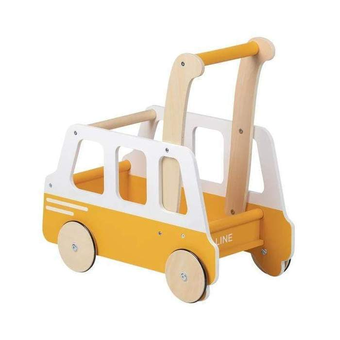 Pre Order for Early November -  Moover Line Yellow School Bus Walker