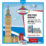 Sassi - Travel, Learn & Explore - London