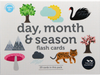 Two Little Ducklings - Day, Month & Season Flash Cards