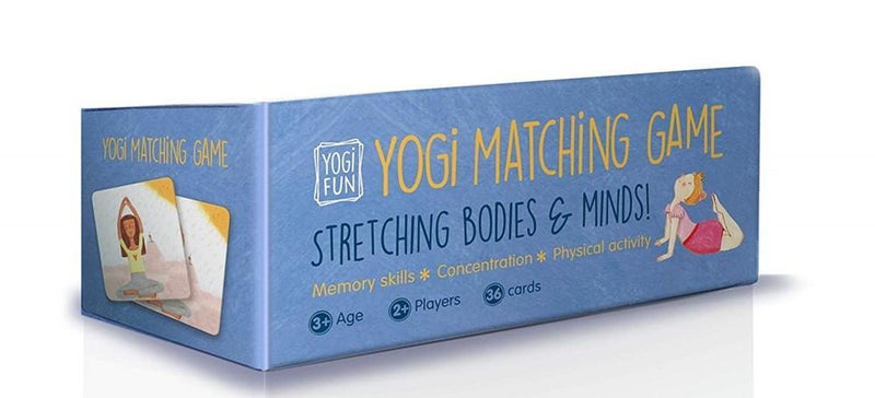 Yogi Fun - Matching Game