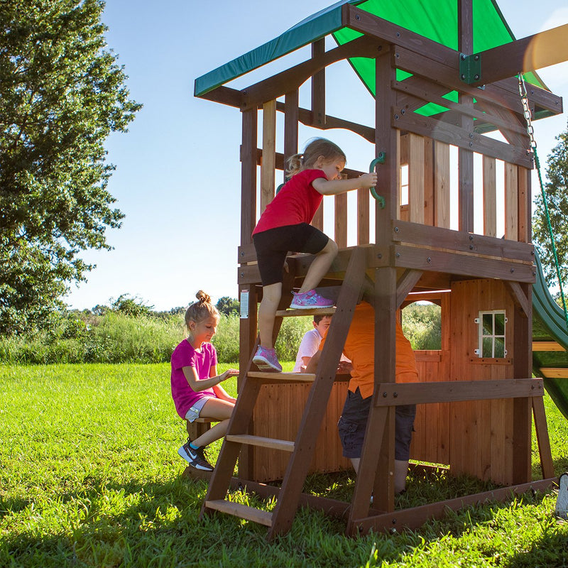 Backyard Discovery Lakewood Play Centre