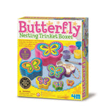 4M - Butterfly Nesting Trinket Box