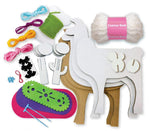 4M - KidzMaker - Make Your Own Llama Doll