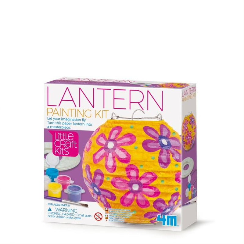 4M - Little Craft - Lantern Painting Kit