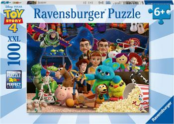 Ravensburger Puzzles - Disney Toy Story  100 pieces