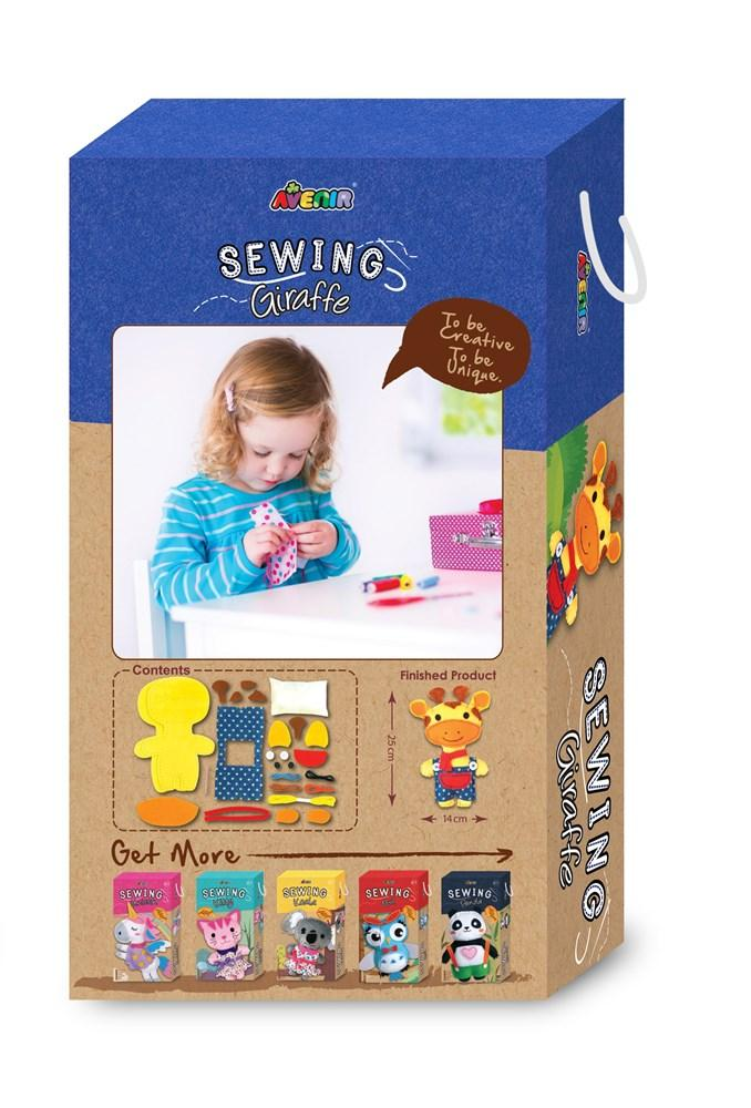 Avenir -  Sewing - Giraffe