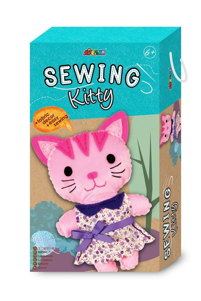 Avenir -  Sewing - Kitty
