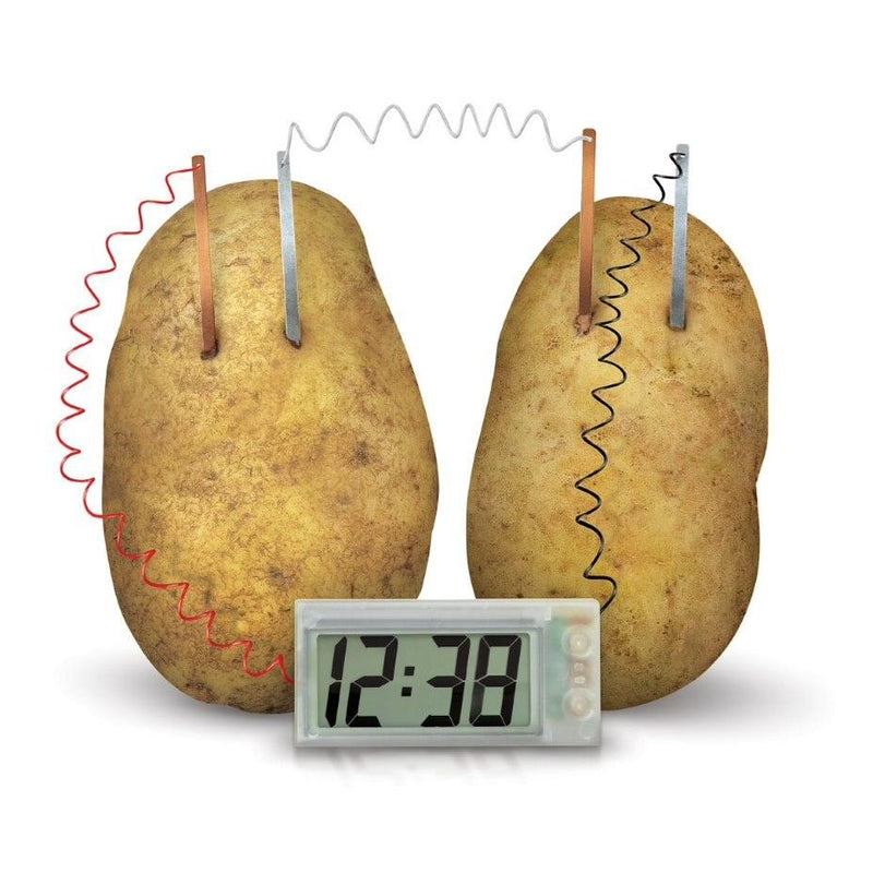 4M - Green Science - Potato Clock