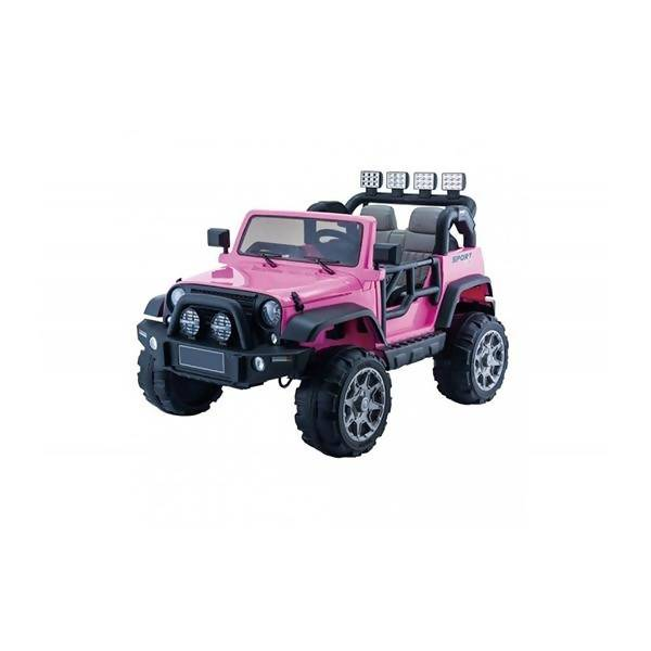 Pink Go Skitz 12V Jeep Style Electric Ride On