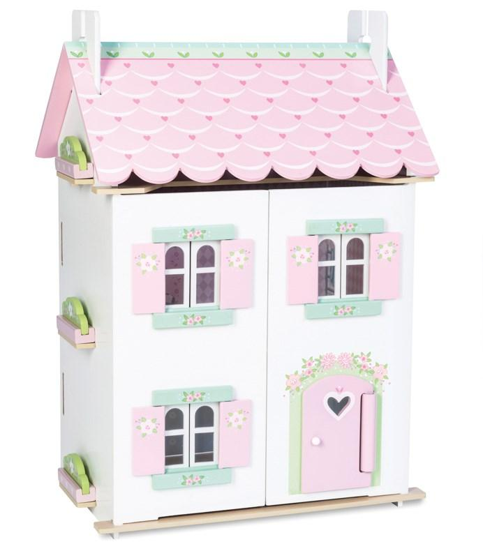 Le Toy Van - Sweetheart House with Furniture