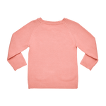Rock Your Baby girls knit cardigan in pink