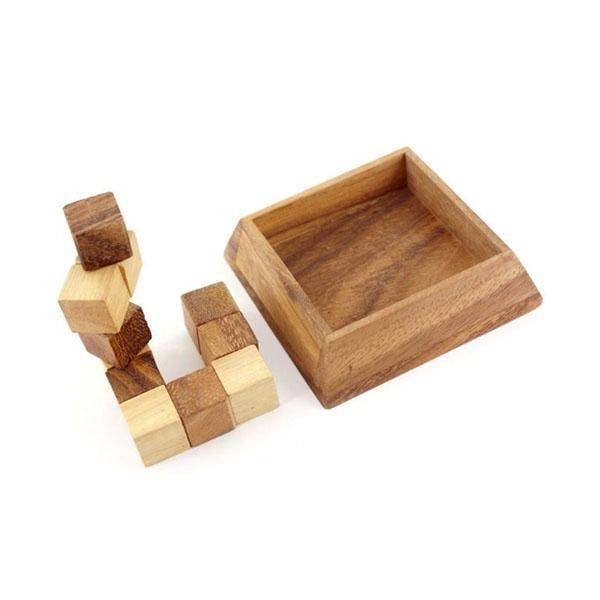 Snake In The Box Puzzles