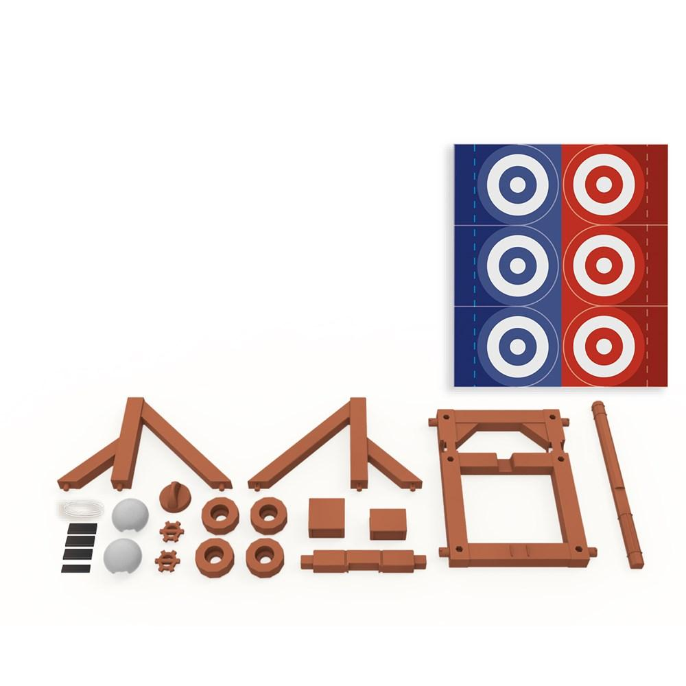 4M - KidzLabs - Catapult Making Kit