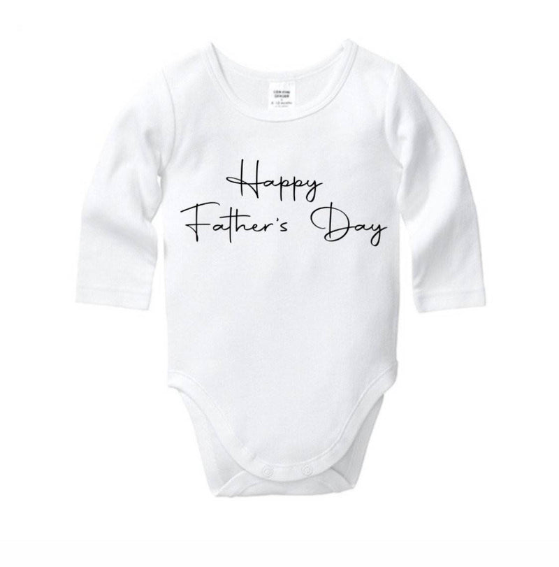 Happy Father's Day Onesie