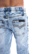 Beau Hudson Blue Denim Jegs
