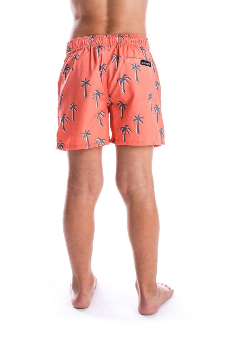 Beau Hudson Summer Palm Shorts