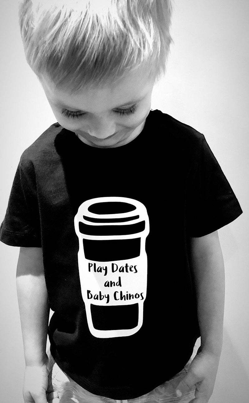 Play Dates and Baby Chinos Tee