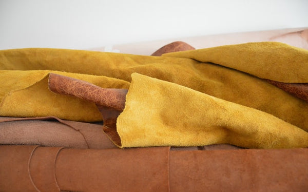 How To Color Vegetable Tanned Leather
