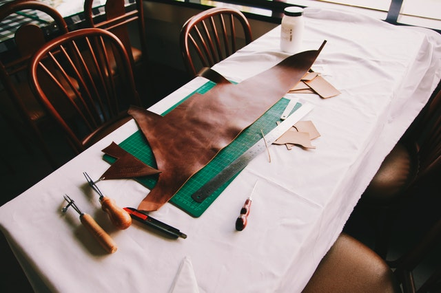 The Basics of Vegetable Tanned Leather Care