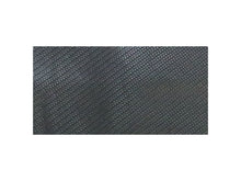 Load image into Gallery viewer, Weaved Black Leather Pre-Cut Piece
