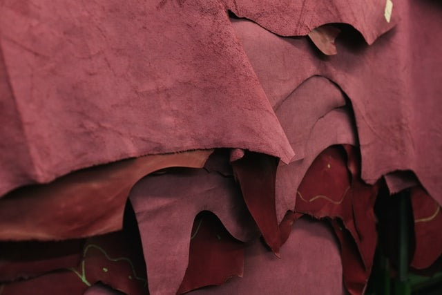 What Are Some of the Various Types of Buffalo Leather That Can Be Obtained?