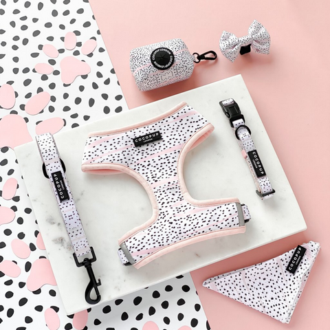 Cocopup Pink Dalmatian Collection