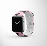 Load image into Gallery viewer, Pink Dachshund Apple Watch Strap by Coconut Lane