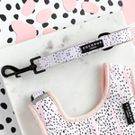 Load image into Gallery viewer, Pink Dalmatian Lead