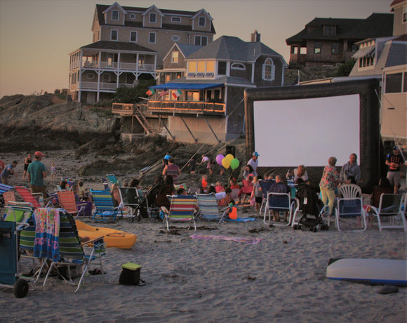 Professional Outdoor Cinema Packages