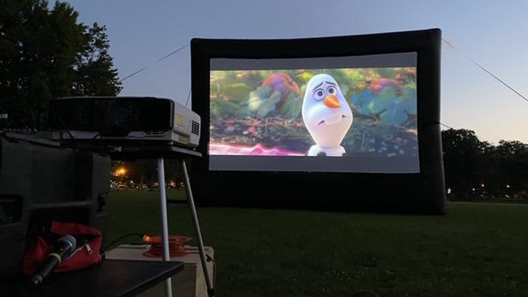 Platinum Outdoor Cinema Packages