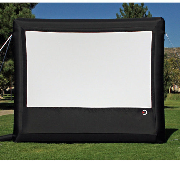 Elite Outdoor Movies 10' Nano Outdoor Cinema System