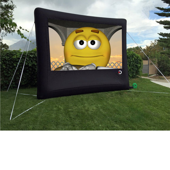 Elite Outdoor Movies 13' Nano Outdoor Cinema System