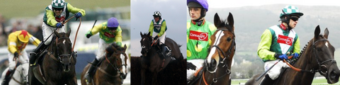 Denman was a truly great National Hunt racehorse. Known as The Tank, Denman was widely remembered for his great rivalry with Kauto Star for the Cheltenham Gold Cup. This large horse with a front-running style won the Cheltenham Gold Cup in 2008 as well as 2 Henbessey Gold Cups, the later giving away lumps of weight to record a memorable weight carrying performance