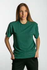 Afbeelding in Gallery-weergave laden, Classic T-shirt – his&hers - bottle green