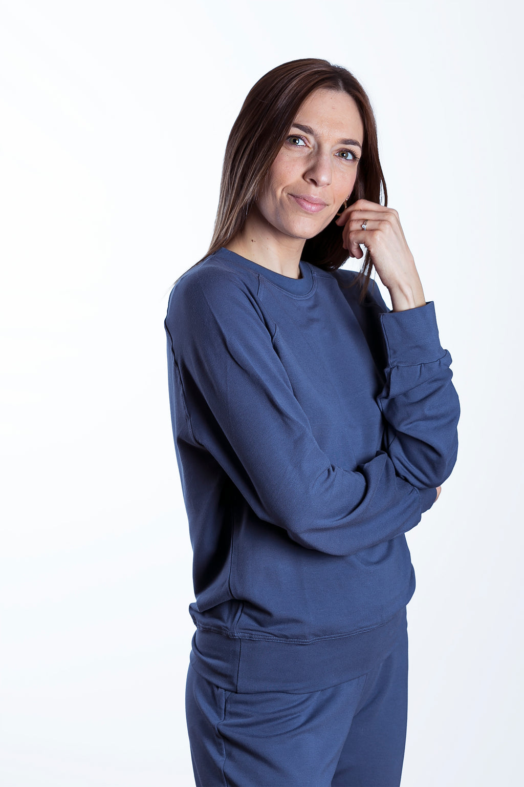 Sweater duurzaam bamboo slow fashion eco organic conscious fair Belgisch