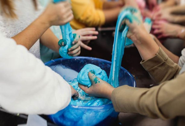 Gooey - Wooey Slime Party Ideas for Kids