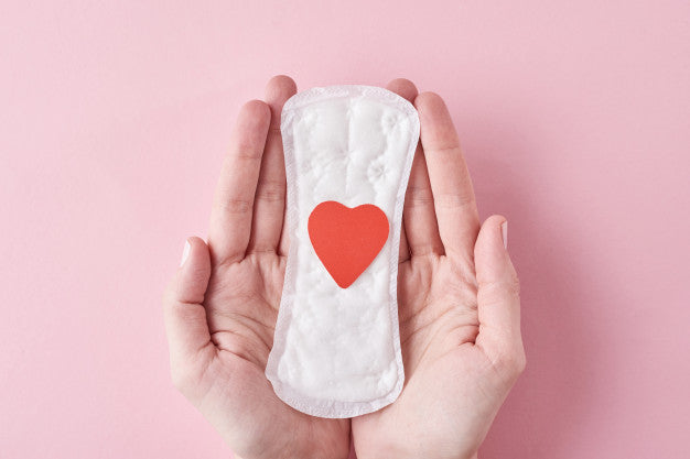 Need to equip knowledge of using sanitary pads properly