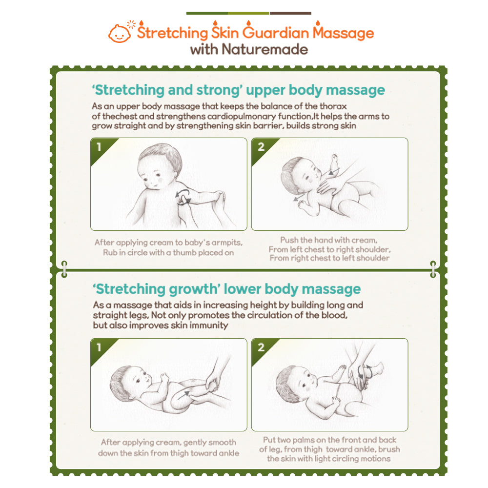 Babies shop Greenfinger Nature Made Baby Cream korean Products