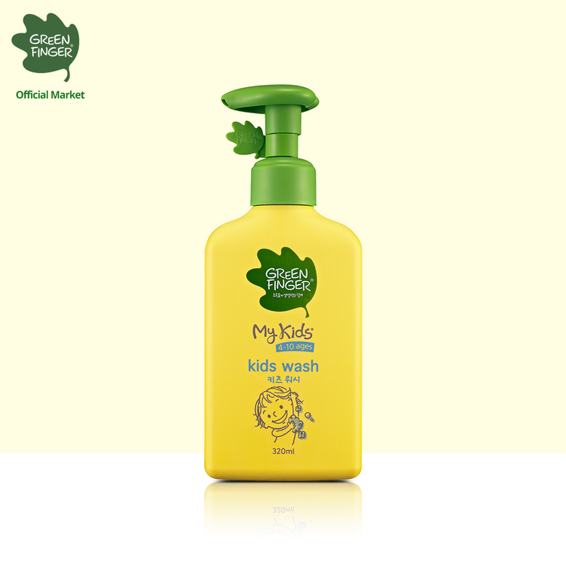 Baby shop Greenfinger Mykids Body wash 320ml For child Korean Product
