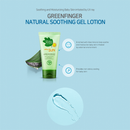 Greenfinger  Natural Soothinggel Lotion 120ml