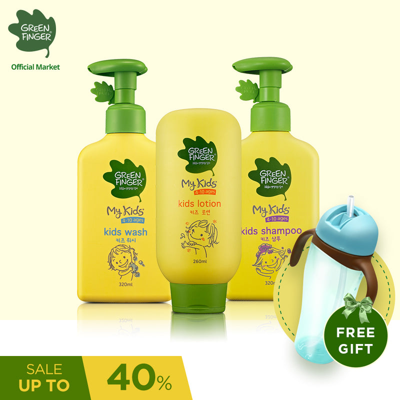 Mykids Combo : Skin Care For Active Kids - Pick market
