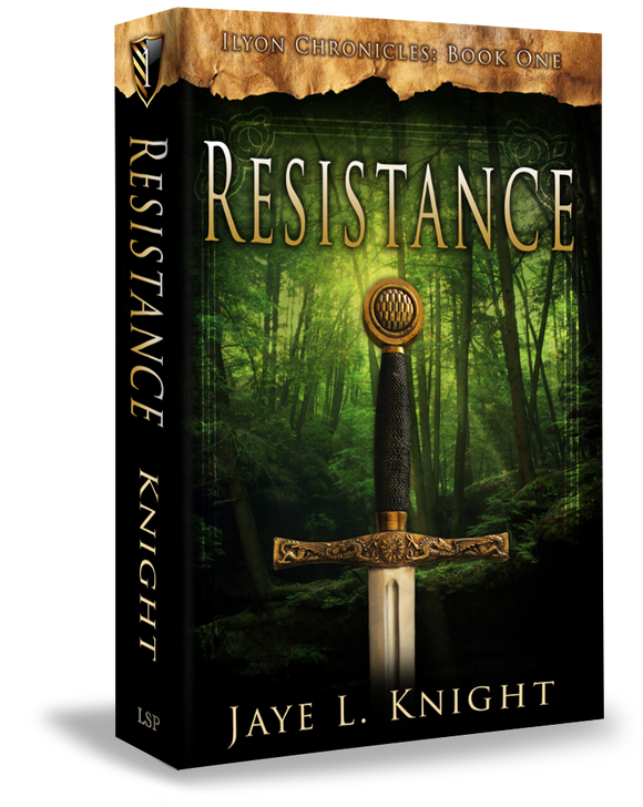 Resistance - Book 1 Autographed