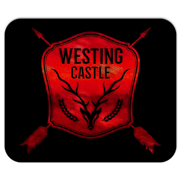 SPECIAL EDITION Westing Castle Mousepad