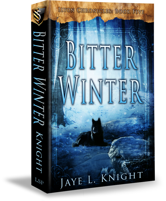 Bitter Winter - Book 5 Autographed