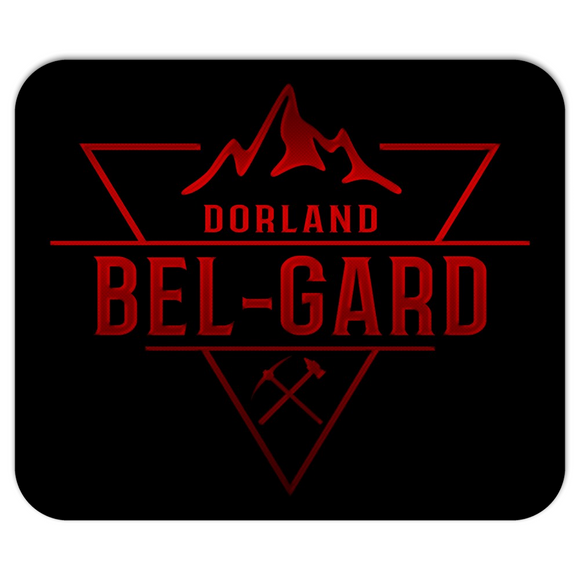 SPECIAL EDITION Bel-gard Mousepad