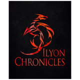 Red Dragon Ilyon Chronicles Poster