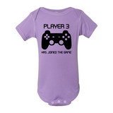 Player 3 Onesie
